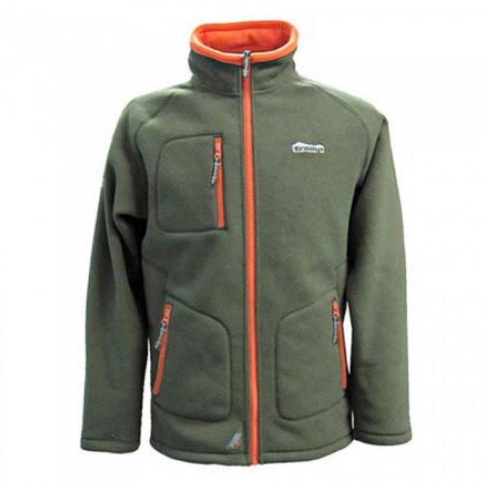 Tramp мужская куртка Алатау (коричневый/оранжевый)