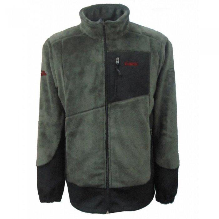 Товар Tramp мужская куртка Салаир (оливковый/черный)