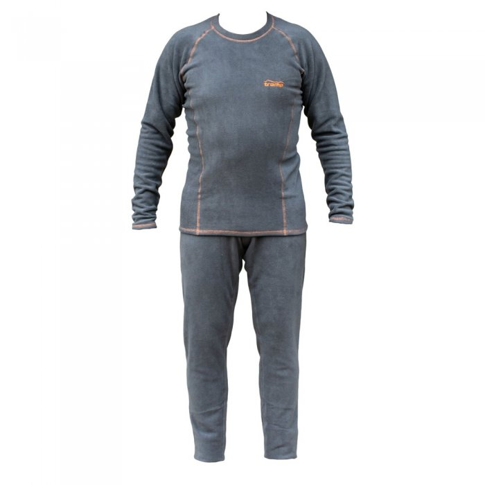 Tramp термобельё (комплект) Comfort Fleece (серый)