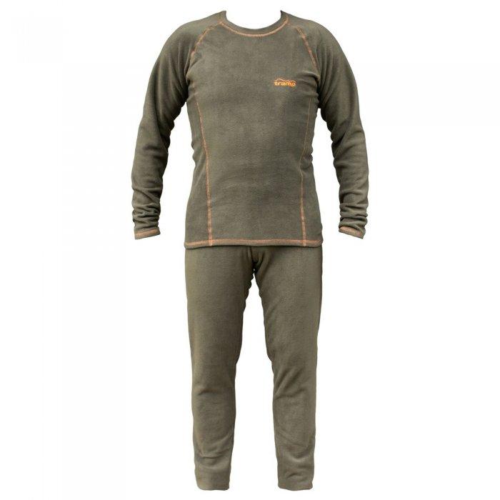 Tramp комплект термобелья Comfort Fleece (хаки)