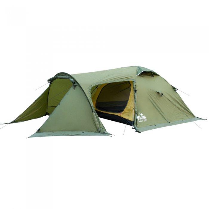 Tramp палатка Cave 3 (V2) (зеленый)