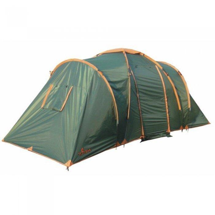 Totem палатка Hurone 4 V2 (зеленый)