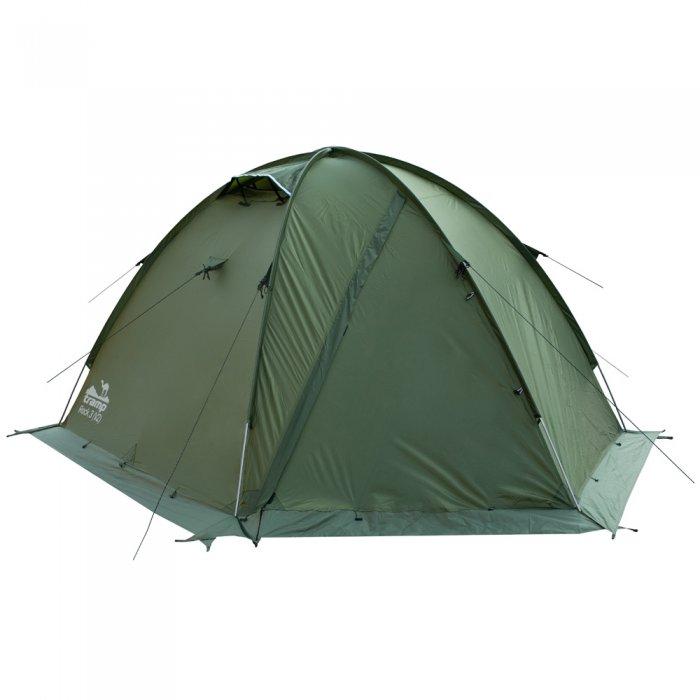 Tramp палатка Rock 3 (V2) (зеленый)