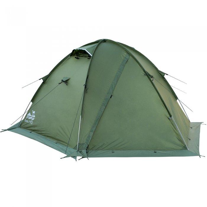 Tramp палатка Rock 2 (V2) (зеленый)