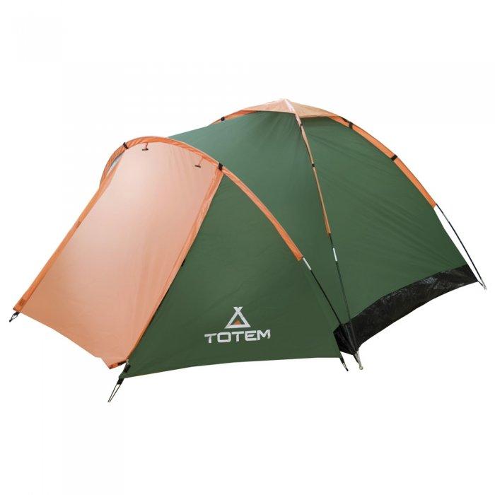 Палатка Totem Summer 4 Plus (V2) (зеленый)