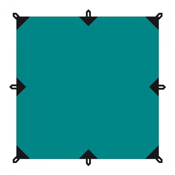 Tramp тент 3х3 м (зеленый)