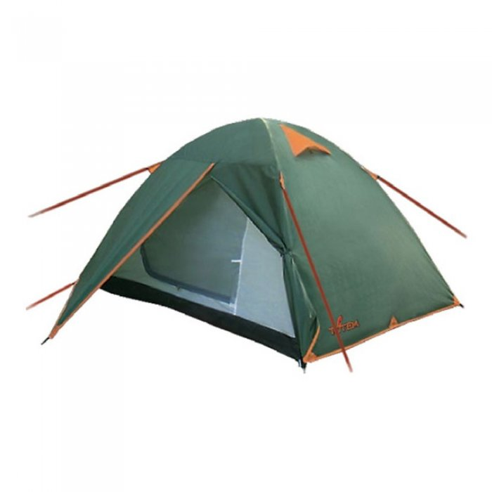 Totem палатка Tepee 4 (V2) (зеленый)