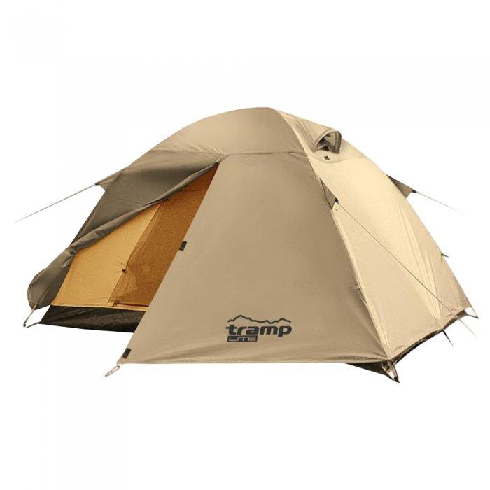 Tramp Lite палатка Tourist 3  (песочный)