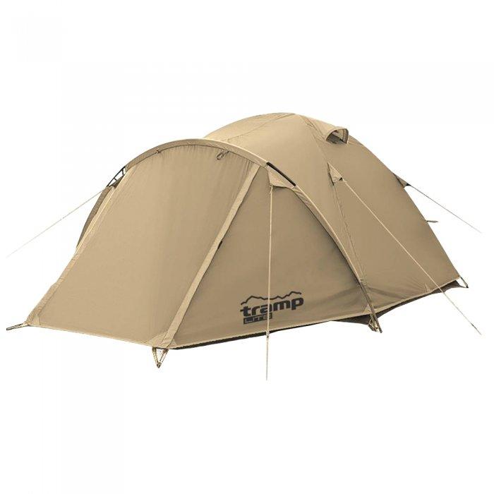 Палатка Tramp Lite Camp 4 (песочный)