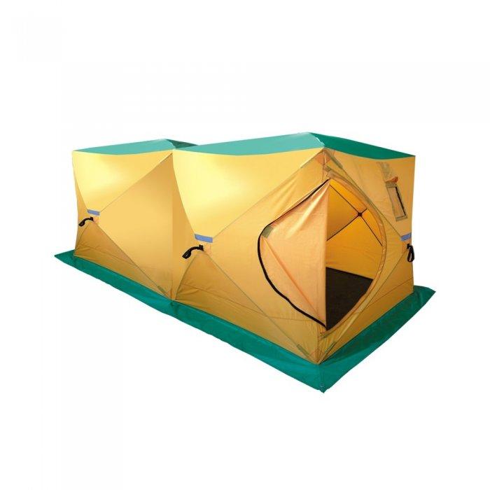 Tramp палатка/баня Double Hot Cube (желтый)
