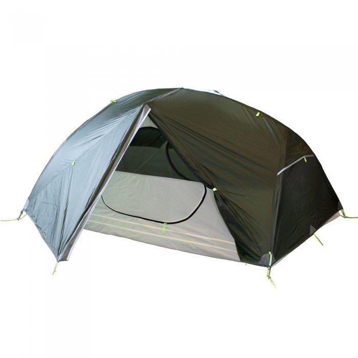 Tramp палатка Cloud 2 Si (dark green)