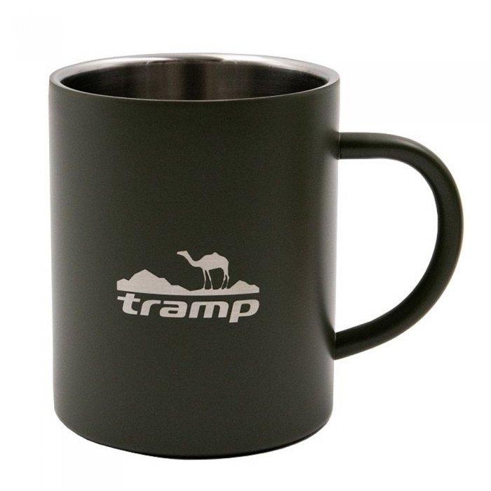 Tramp термокружка TRC-010.12, 400 мл (оливковый)