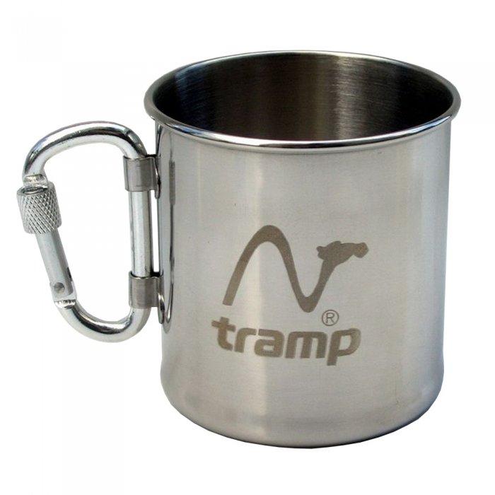 Tramp кружка с карабином TRC-012