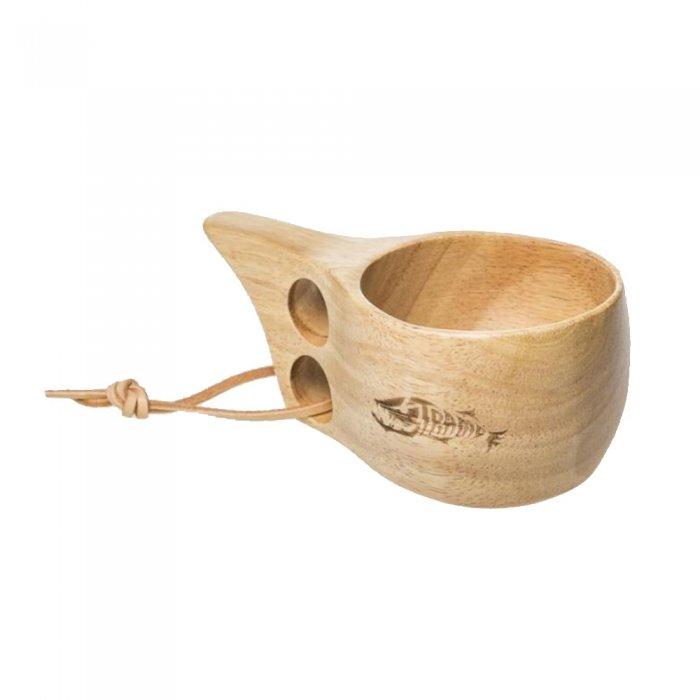 Tramp кружка-кукса деревянная (дерево)