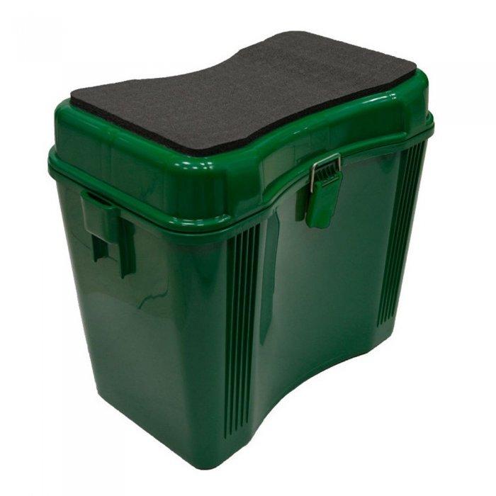 Tramp ящик рыболовный (темно-зеленый)