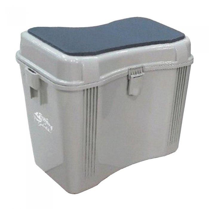 Tramp ящик рыболовный (серый)