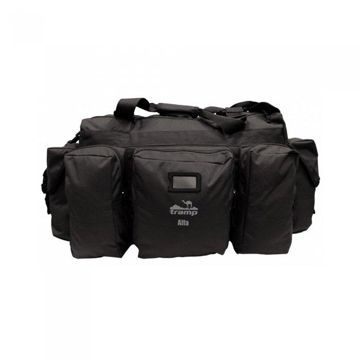 Tramp сумка Alfa (черный)