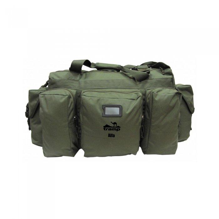 Tramp сумка Alfa (олива)