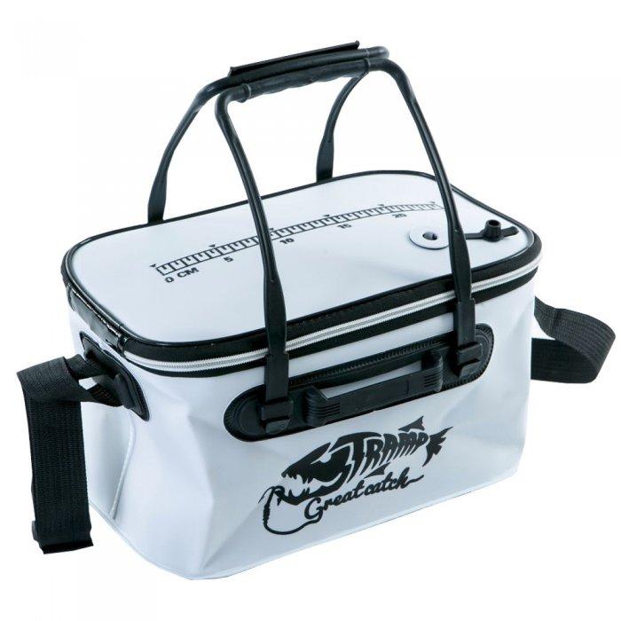 Tramp сумка рыболовная S из ЭВА Tramp (белый)