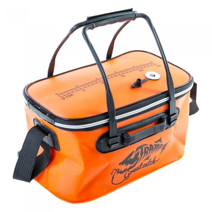Tramp сумка рыболовная S из ЭВА Tramp (оранжевый)
