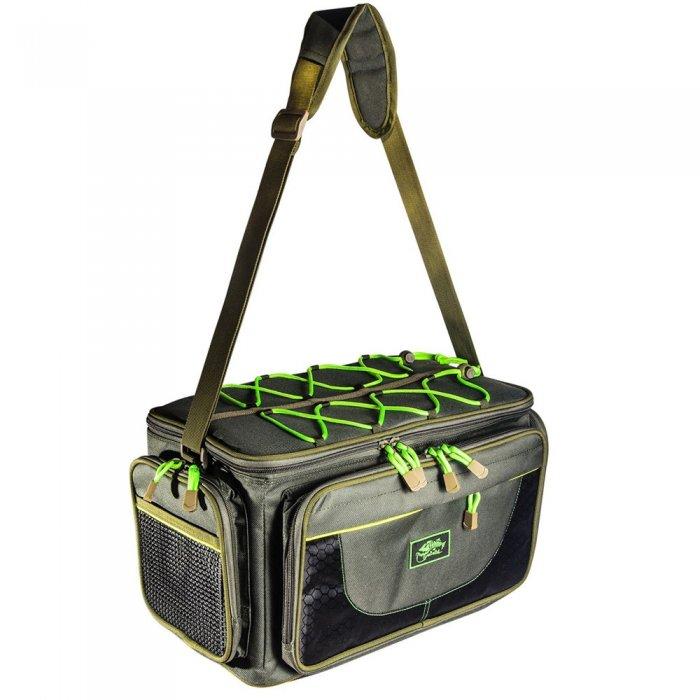 Tramp сумка рыболовная с пластиковыми коробками (4шт)