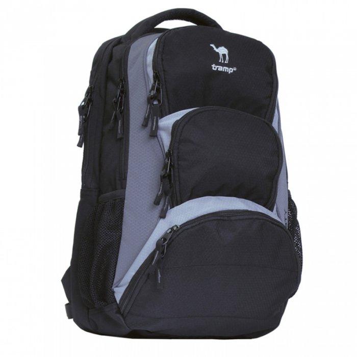 Tramp рюкзак Trusty 30 л (черно-серый)