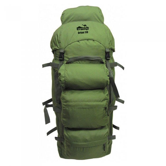 Tramp рюкзак станковый Orlan 110 (олива)