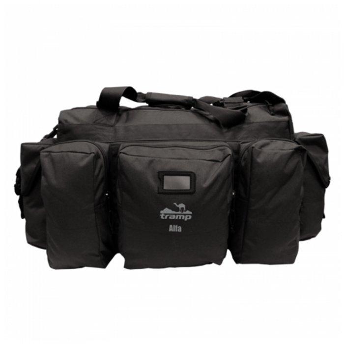 Tramp сумка Alfa (коричневый)