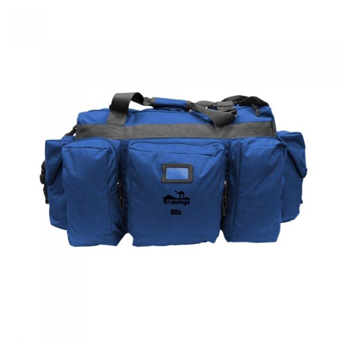 Tramp сумка Alfa (синий)