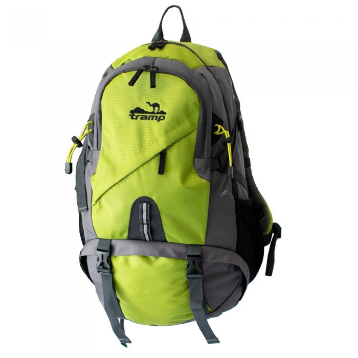Tramp рюкзак Overland 30 л (оливковый/серый)