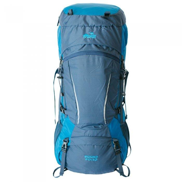 Tramp рюкзак Sigurd 60+10 (синий)