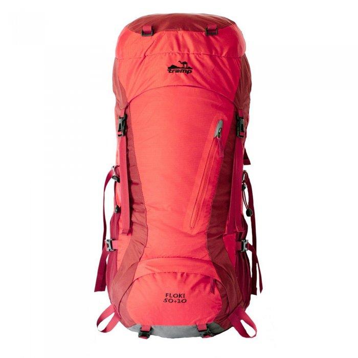 Tramp рюкзак Floki 50+10 (красный)