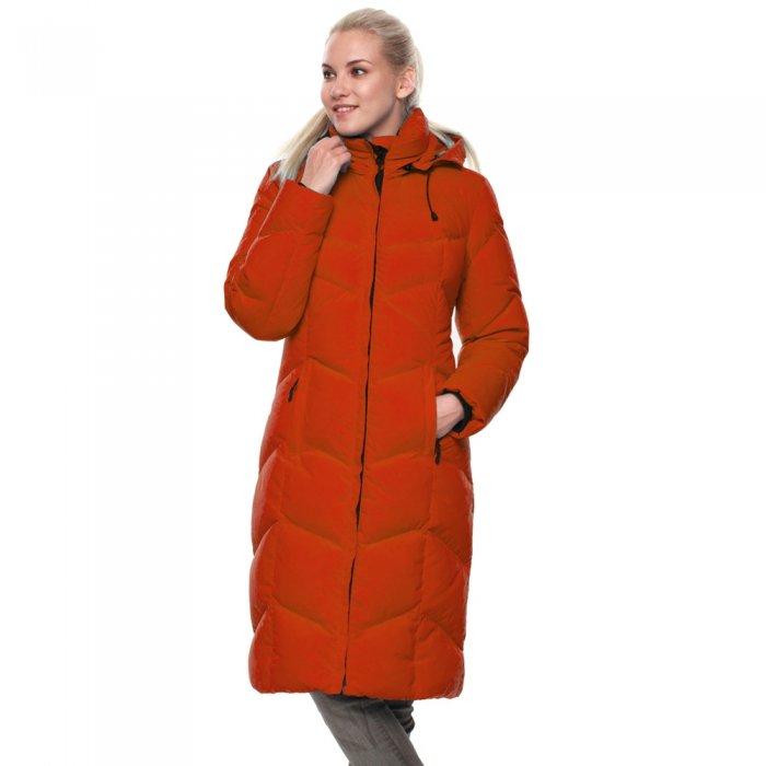 Bask Пальто пух Snowflake (красный)
