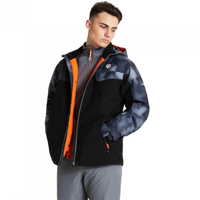 Dare2b куртка мужская Anomaly Jacket (черный)