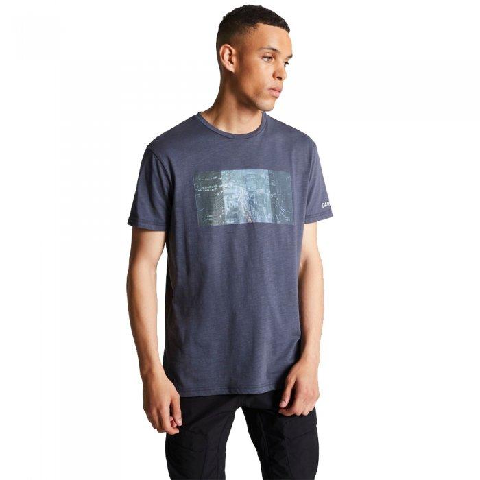 Dare2b футболка муж. Converge Tee (синий)