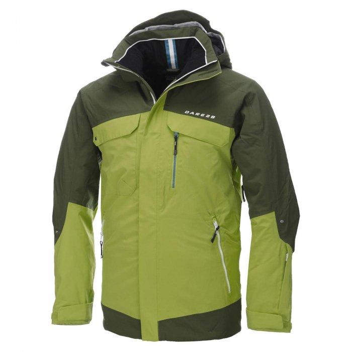 Dare2b куртка мужская Fervent Pro Jkt (светло-зеленый)