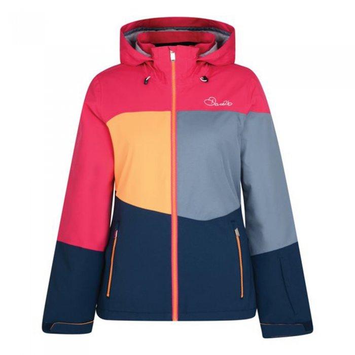 Dare2b женская куртка Indestruct Jacket (розовый)