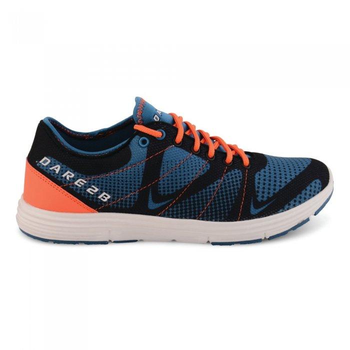 Dare2b ботинки муж. Infuze (синий/оранжевый)