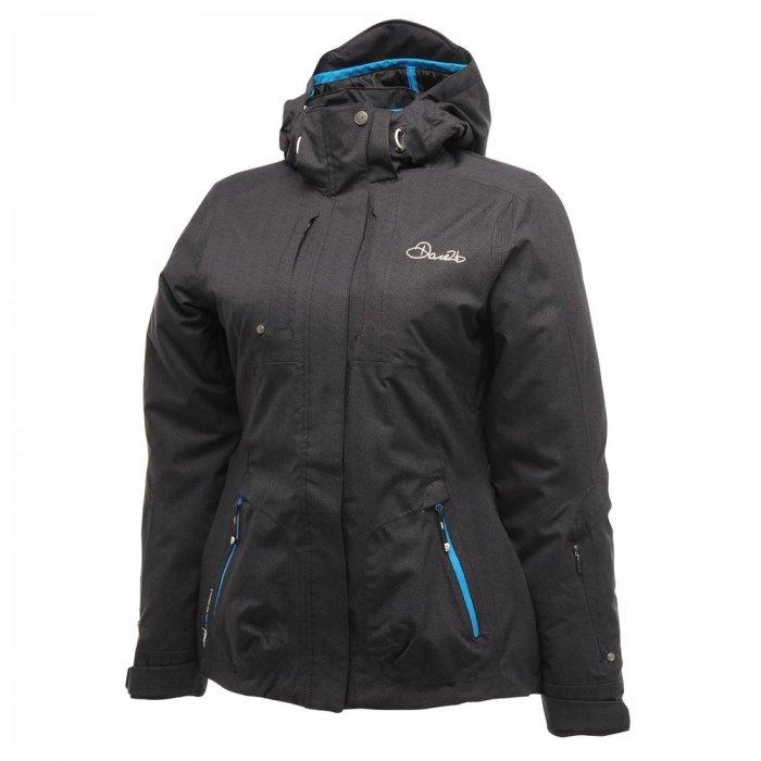 Dare2b куртка  Luster Jaket женская (черный)