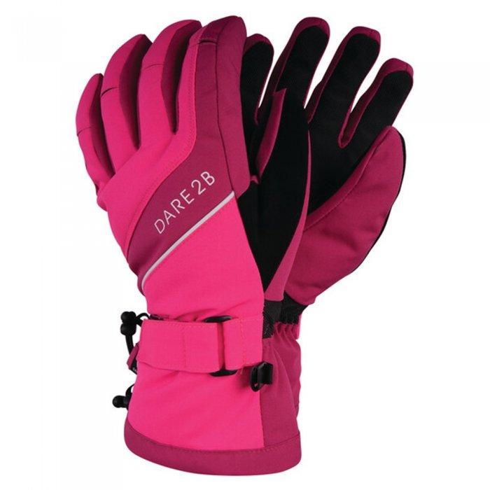 Dare2b перчатки жен. Merit Glove (розовый)