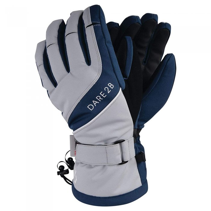 Dare2b перчатки жен. Merit Glove (серый)