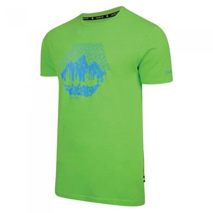 Dare2b футболка муж. Transferal Tee (зеленый)
