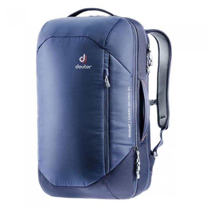 Deuter рюкзак Aviant Carry On Pro 36 (синий/темно-синий)