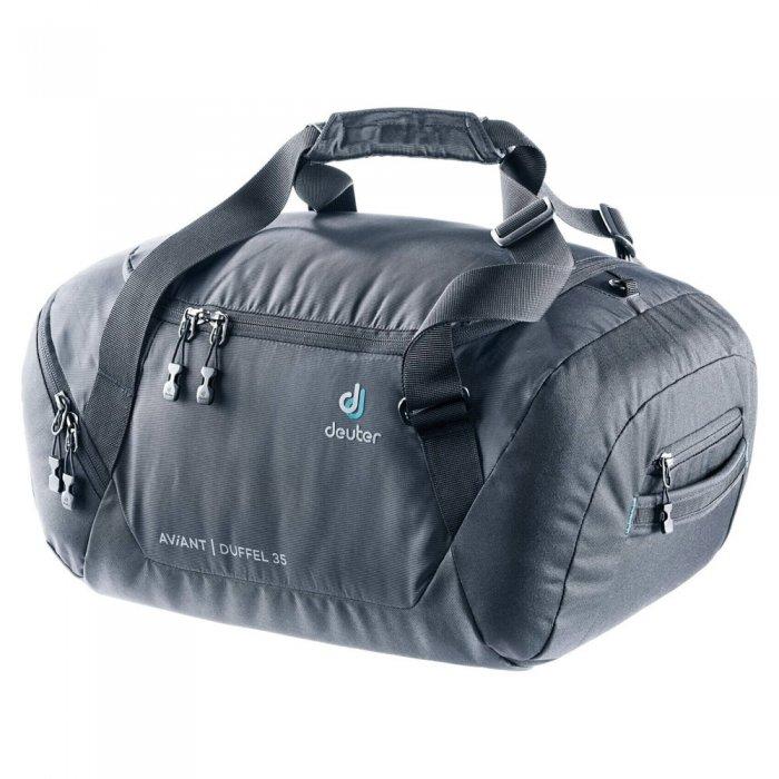 Deuter рюкзак Aviant Duffel 35 (черный)