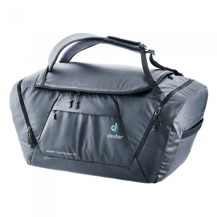 Deuter рюкзак Aviant Duffel Pro 90 (черный)