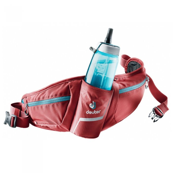 Deuter сумка поясная Pulse 2 (красный)
