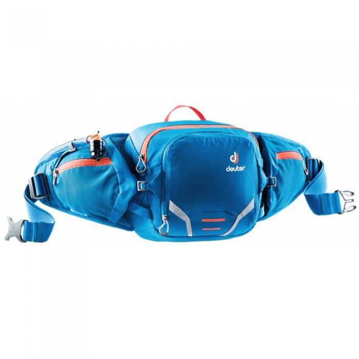 Deuter сумка поясная Pulse 3 (синий)