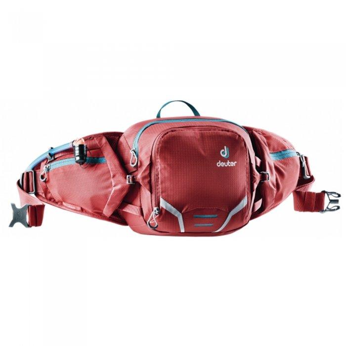 Deuter сумка поясная Pulse 3 (красный)