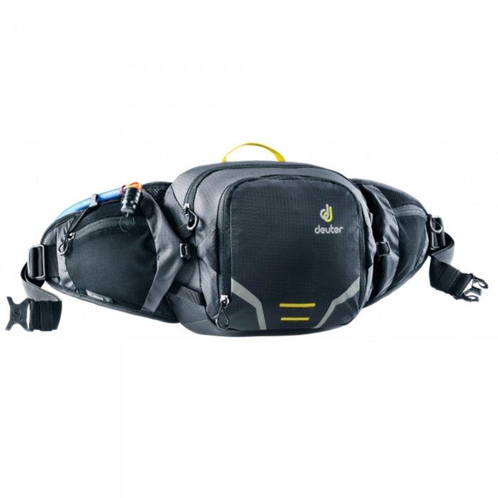 Deuter сумка поясная Pulse 3 (черный)