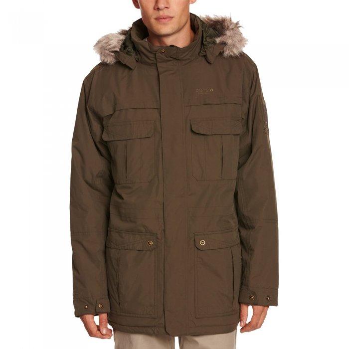 Regatta куртка муж. Landscape Parka (темный хаки)